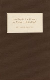 Lordship in the County of Maine