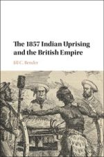 Book cover: The 1857 Indian Uprising and the British Empire