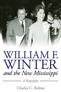 Book cover: William F. Winter and the New Mississippi