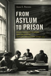 From Asylum to Prison book cover