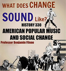 What does change sounds like?
